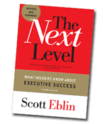 The Next Level by Scott Eblin